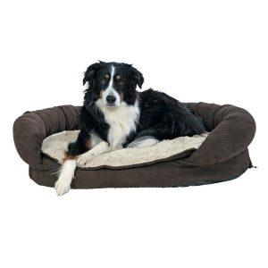Cama ortopédica para cão