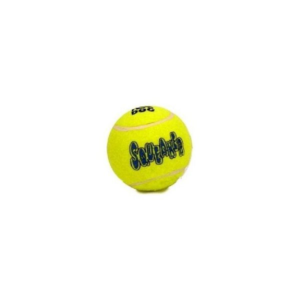 0ff5d3a7d8a4 Bola Kong para cães - Kong Air Squeaker Ball Bulk Large - Maiapet