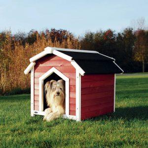 Casotas madeira para cães