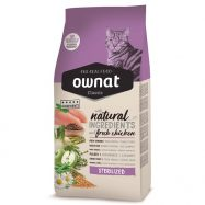 OWNAT CLASSIC CAT STERILIZED