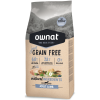 RAÇÃO OWNAT JUST GRAIN FREE ADULT LAMB