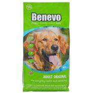 BENEVO DOG ORIGINAL Adult um alimento vegetariano para cães adultos, sem AGM (Alimentos Geneticamente Modificados). Com Taurina e L-Carnitina