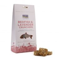 FISH4DOGS -REDFISH-LAVENDER -CRUNCHERS