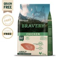 BRAVERY CHICKEN ADULT DOG MEDIUM LARGE