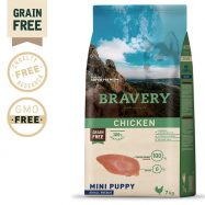 BRAVERY CHICKEN MINI PUPPY DOG