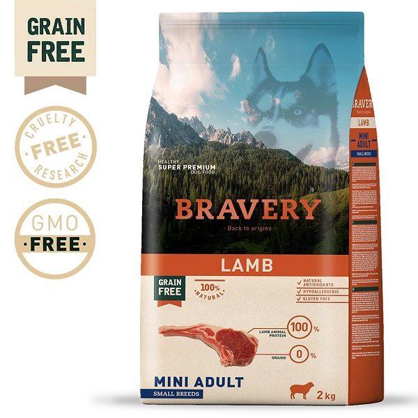 bravery lamb mini adult dog