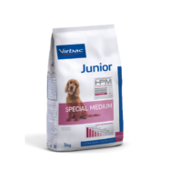 virbac junior dog special