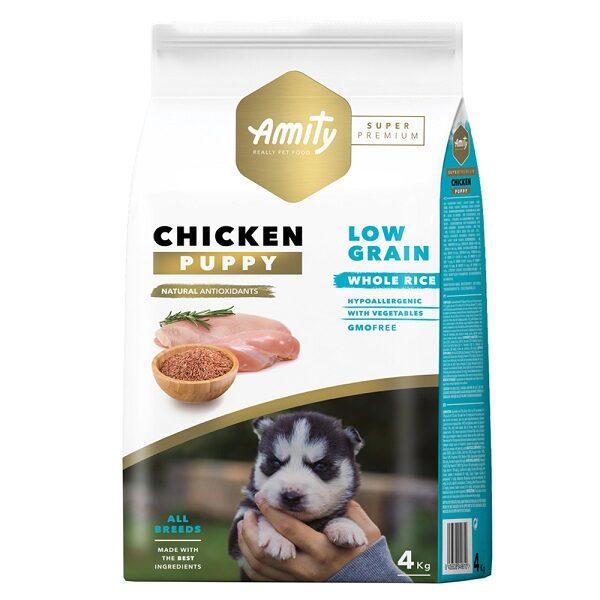 Amity Super Premium Puppy Chicken